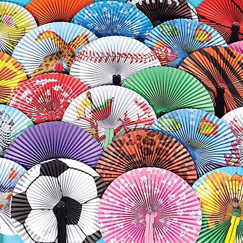 (Rhode Island Novelty Folding Fan Assortment | 4)