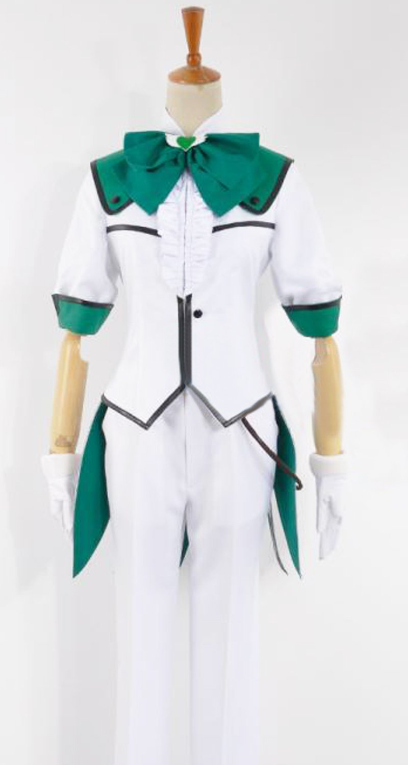 Dreamcosplay Cute High Earth Defense Club Love! Kinugawa Atsushi Cosplay