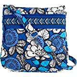 Vera Bradley Triple Zip Hipster 3 Cross Body Bag