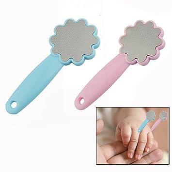 OFKPO Lima de uñas para recien nacidos - la forma más segura de mantener las uñas de un recién nacido cortas y lisas.