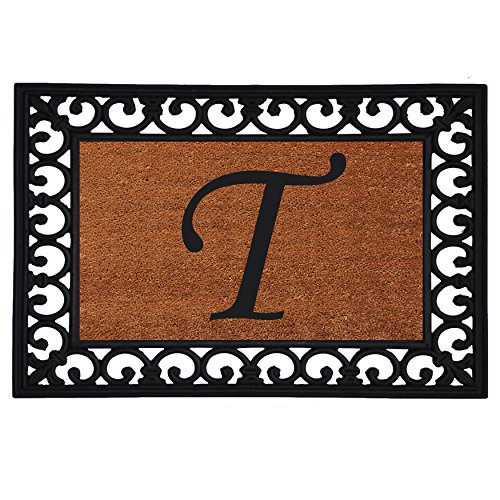 Home & More 180041925T Inserted Doormat, 19