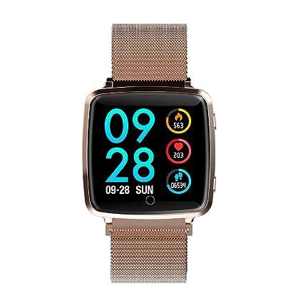 Amazon.com: Window-pick Smart Watch,Fitness Tracker Heart ...