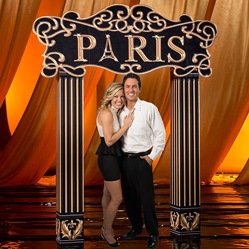 Paris Party Arch by Shindigz by Shindigz