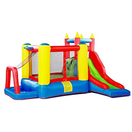 Amazon.com: Castillo inflable para niños, castillo inflable ...