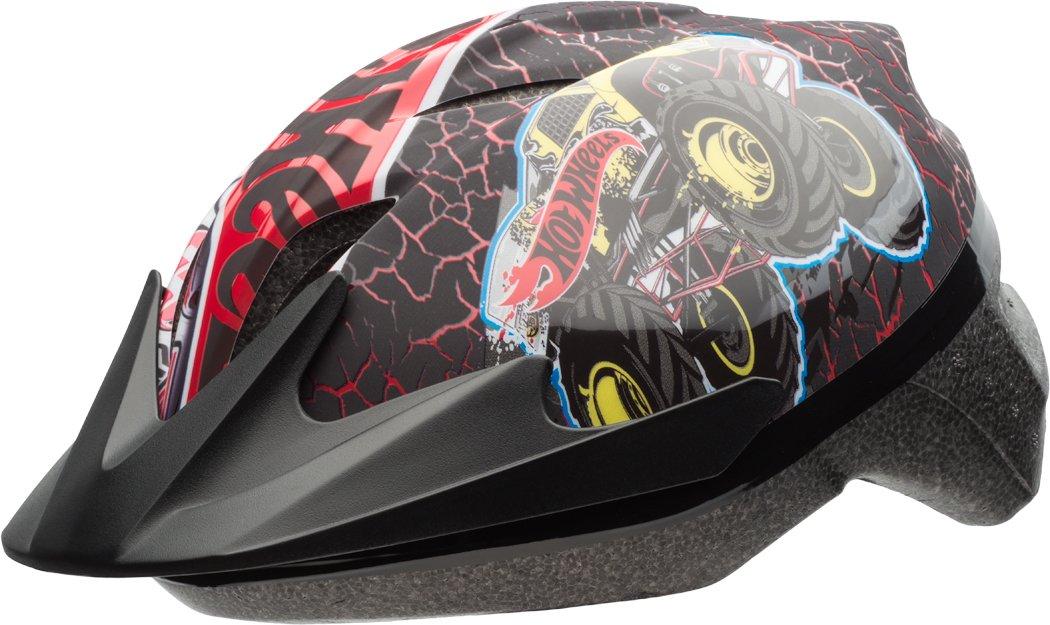 Bell 7063668 Child Hot Wheels Rally Racer Bike Helmet