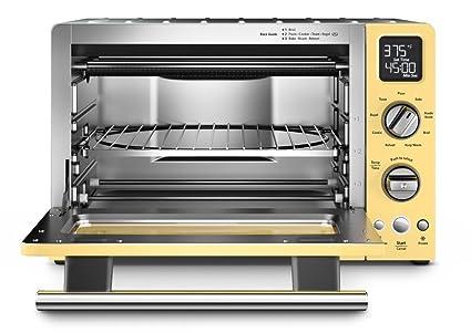 Merveilleux KitchenAid KCO275MY Convection 1800 Watt Digital Countertop Oven, 12 Inch,  Majestic Yellow