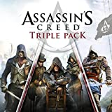 Assassin's Creed Triple Pack: Black Flag, Unity, Syndicate - PS4 [Digital Code]