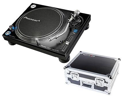 Amazon.com: Pioneer plx-1000 + Odyssey Flight Case: Musical ...