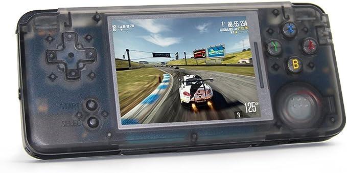 Amazon.es: CXYP Consola de Juegos portátil, Retro Game Console 16GB Reproductor de Videojuegos portátil de 3.0 Pulgadas Integrado en 3000 Juegos para niños Regalo Infantil
