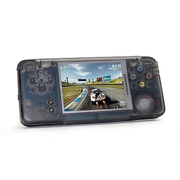 quality design 64ad0 97d76 CHUANGXINYOUPIN Handheld Spielkonsole Retro , 3,0 Zoll Portable  Videospiel-Spieler Erbaut in 800