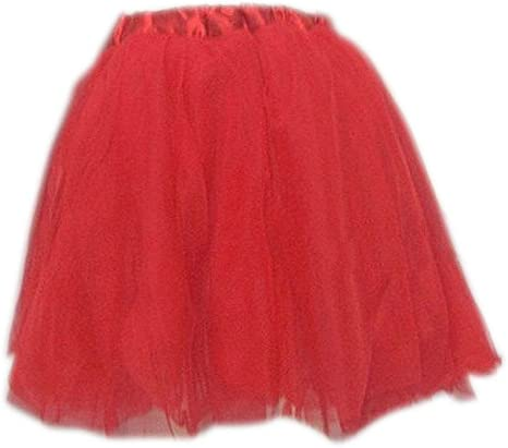 Gleader Tutu Falda de Ballet para Despedida de Soltera/Halloween ...