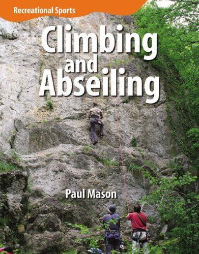 Rock Climbing and Rappeling (Recreational Sports) pdf