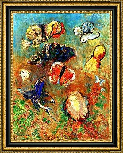 Amazon.com: Butterflies by Odilon Redon - 15\