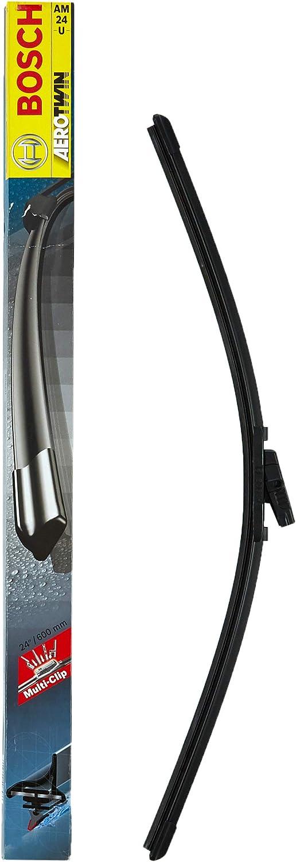 4x TERGICRISTALLO Premium gomma Tergicristallo in Gomma per Bosch a927s AEROTWIN 53//47