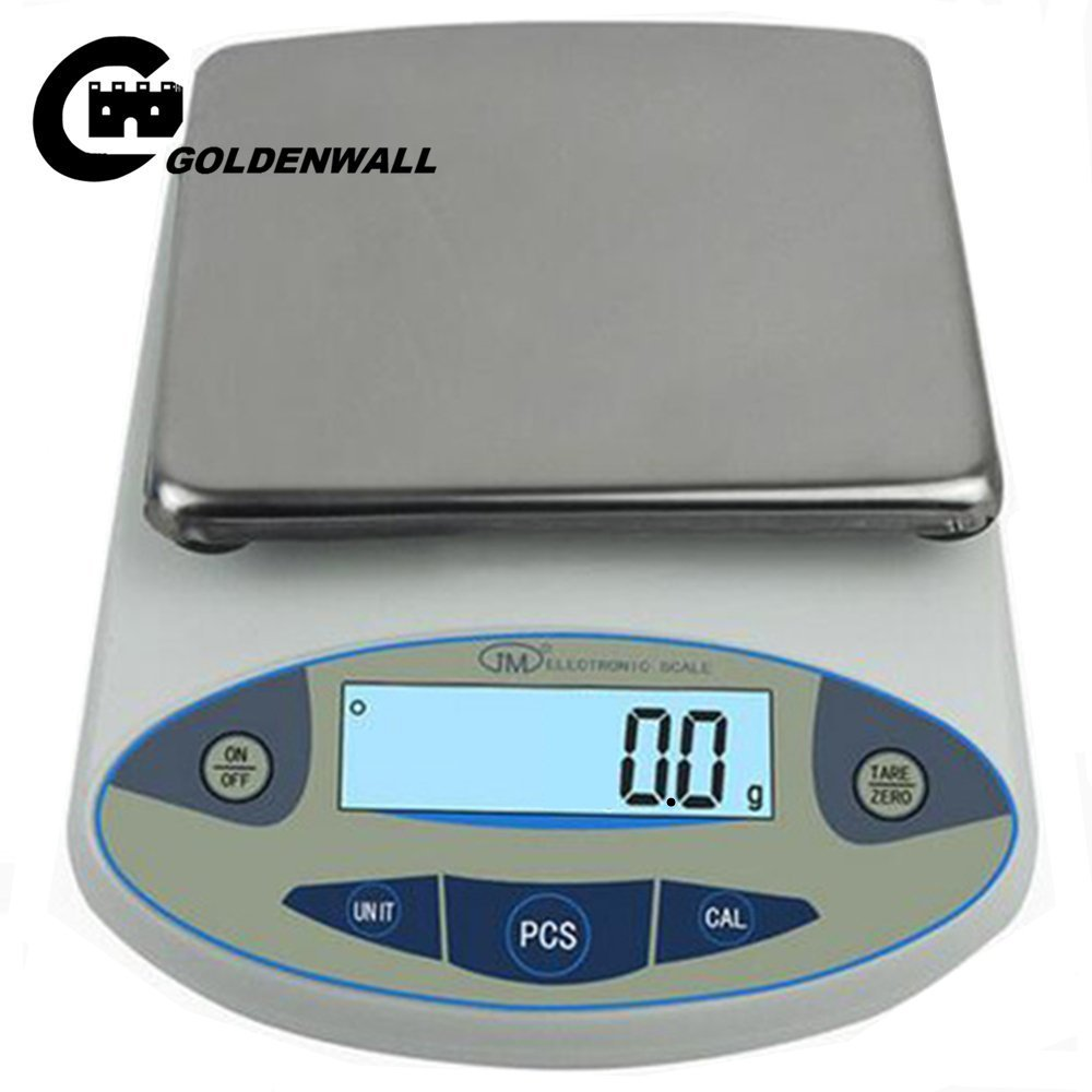High precision analytical electronic balance laboratory jewelry scalesprecision gold scalesClark scales kitchen precision weighing electronic scales 0.1g Pan size: 180 140mm (10kg, 0.1g)