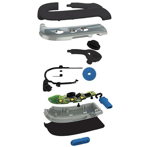 BlueAnt Negro Intraaural gancho de oreja auricular: Amazon.es: Electrónica