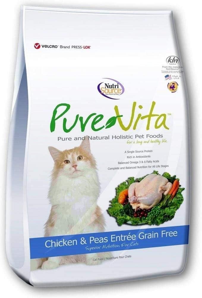 Pure Vita Grain Free Chicken - 15 Lbs