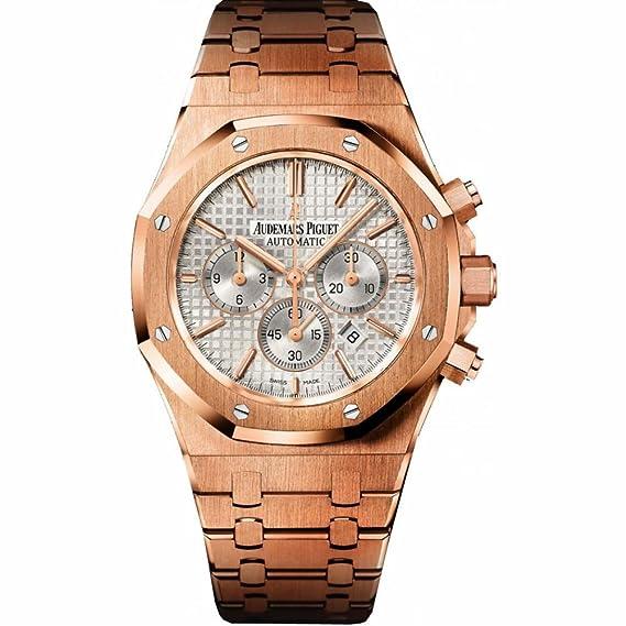 Audemars Piguet Royal Roble automatic-self-wind Mens Reloj 26320OR. OO. 1220OR. 02 (Certificado) de segunda mano: Audemars Piguet: Amazon.es: Relojes