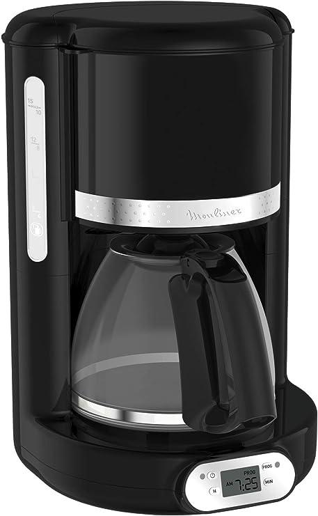 Moulinex Soleil - Cafetera con filtro programable para cafetera ...
