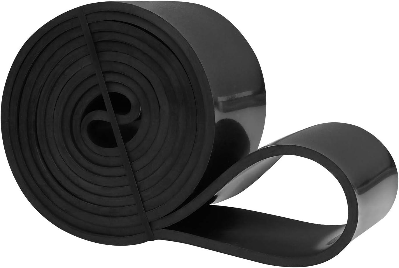 UMI Amazon Brand Banda Elástica de Resistencia Cuerda de Fuerza para Fitness, Crossfit, Pilates, Estiramientos,Dominadas - Banda Individual incluida