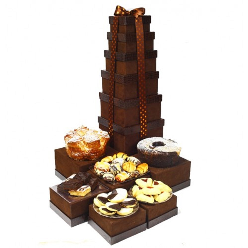 Kosherline Signature Grand Gourmet VIP Kosher Gift Tower by Kosherline