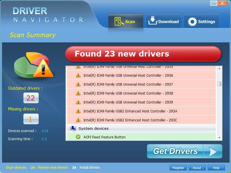 Driver Navigator Free Download with Review [Download]