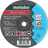 Metabo 616496000, Disco novorapid 230 X 1,9 x
