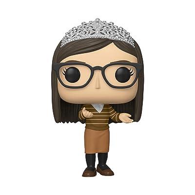 Funko Pop! TV: Big Bang Theory - Amy: Toys & Games