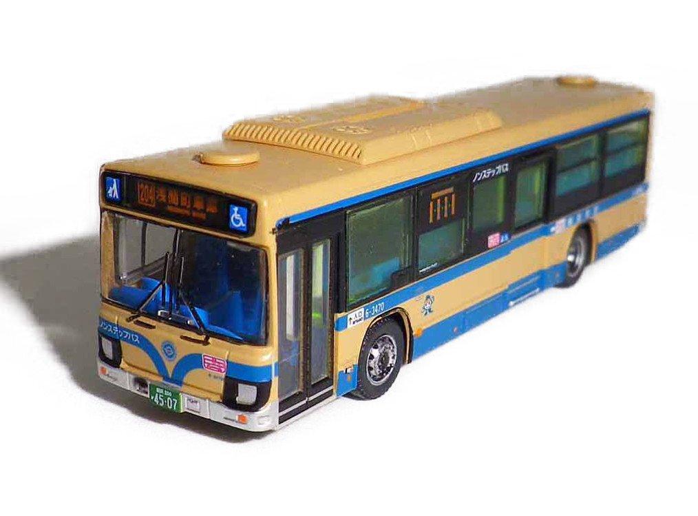 トミーテック 全国バスコレクション 横浜市交通局オリジナルVer. JB041A-2 B07BCYLDM2