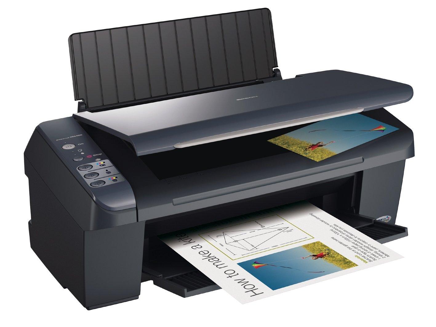 Epson Stylus DX4400 - Impresora multifunción (Inyección de Tinta ...