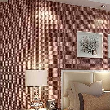GJ Nicht Einfach Gewebt, Reine Farbe Schlafzimmer, Wohnzimmer, Tapete,  Tapeten