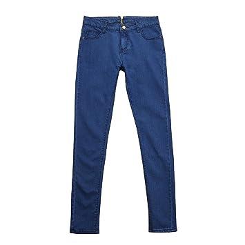 plus de photos 996a8 34012 ❤️ Jeans femme, Bleu Jeans, Frenchenal 2018 Femmes Taille ...