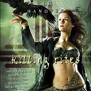Killing Rites Audiobook