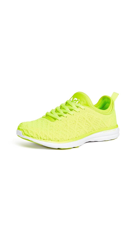 APL: Athletic Propulsion Labs Women's Techloom 8 Phantom Running Shoe B07CSVBLX2 8 Techloom M US|Energy/White 24726f
