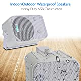 Dual Waterproof Outdoor Speaker System - 6.5 Inch