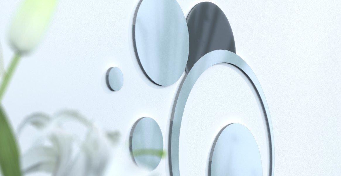 Deko Wand-Wohnzimmer originelle Blaue Ente und grau silber rot   schwarz   grau foncÃeacute; grau Silber   grau Silber   grau foncÃ