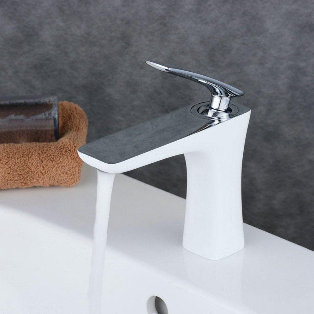E LHbox Basin Mixer Tap Bathroom Sink Faucet Continental hot and cold basin mixer taps,