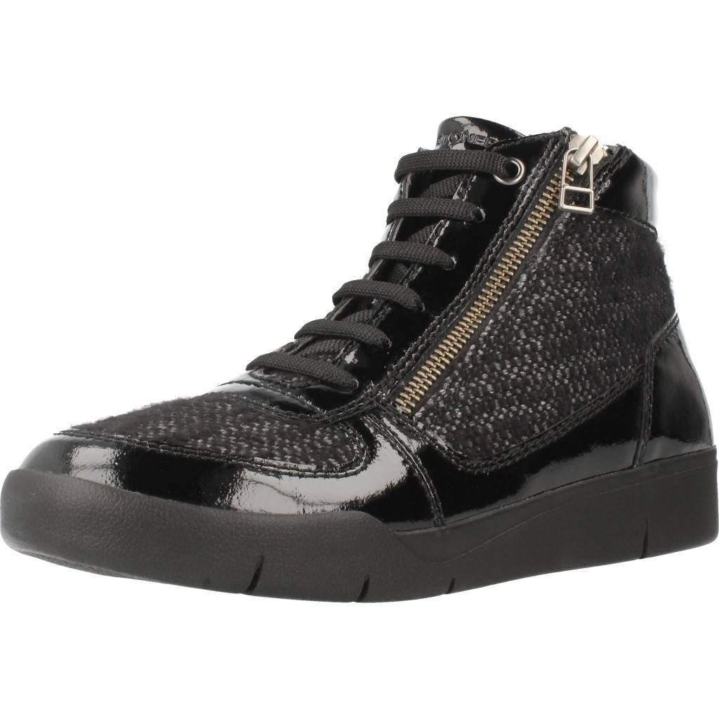 Zapatos de Cordones para Mujer, Color Negro, Marca STONEFLY, Modelo Zapatos De Cordones para Mujer STONEFLY Sidney 8 Negro 35 EU|Negro