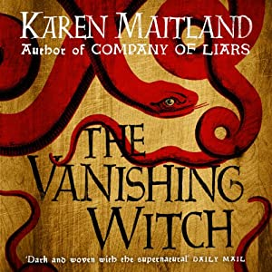 The Vanishing Witch Audiobook