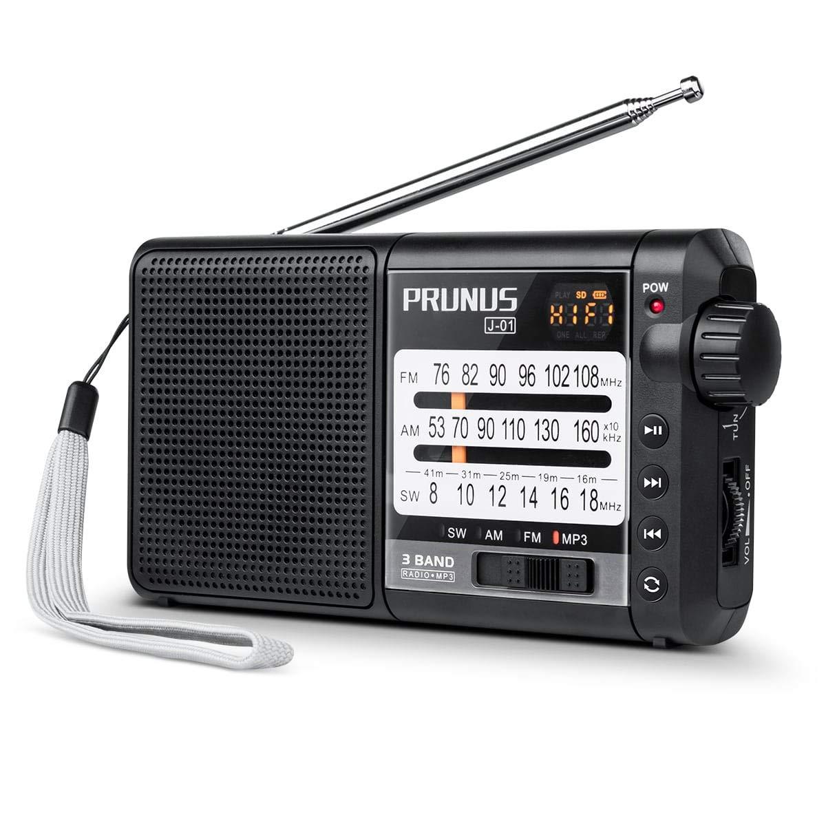 Mejor valorados en Radios portátiles & Opiniones útiles de nuestros ...