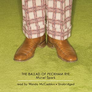 The Ballad of Peckham Rye Audiobook