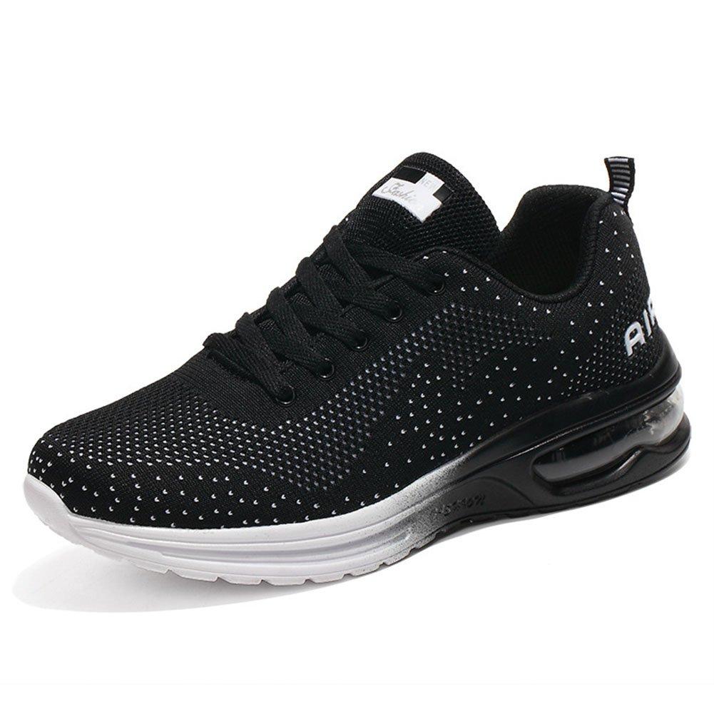 Zapatos Casuales de Mujer, Zapatos de Sacudida de la Aptitud Zapatos Deportivos Zapatos de Correr de la Mujer Zapatilla de Zapatos de Balancín de la Aptitud de Las Señoras (Color : 05, Tamaño : 43) 43|05