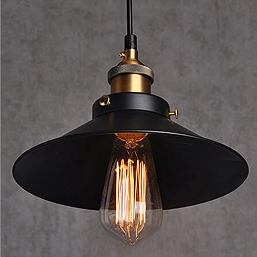 cheap rustic lighting. Retro Pendant Light Shade Vintage Industrial Ceiling Lighting LED  Restaurant Loft Black Lamp Kitchen Coffee Cheap Rustic Lighting