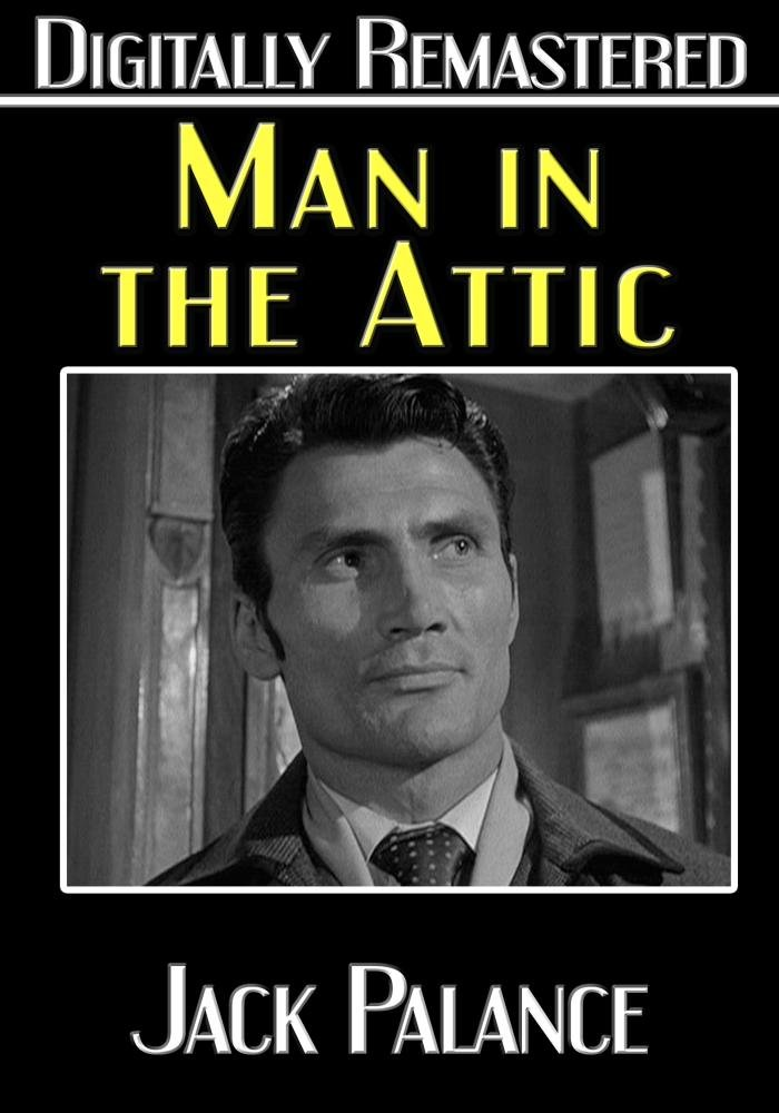 Amazon Com Man In The Attic Digitally Remastered Jack