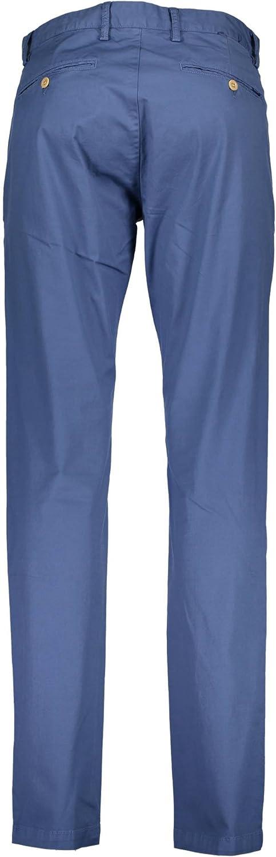 Gant 1701.1913556 Trousers Men Blue 475