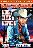 Roy Rogers Double Feature: Night Time in Nevada (1948) / Man from Cheyenne (1942)