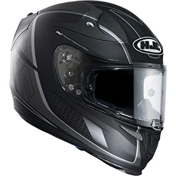 HJC r-pha 10 Plus Cage mc5 F – Casco integral Negro MC5F Talla:
