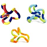 Set of 3! Tangle Jr. Original Fidget Toy