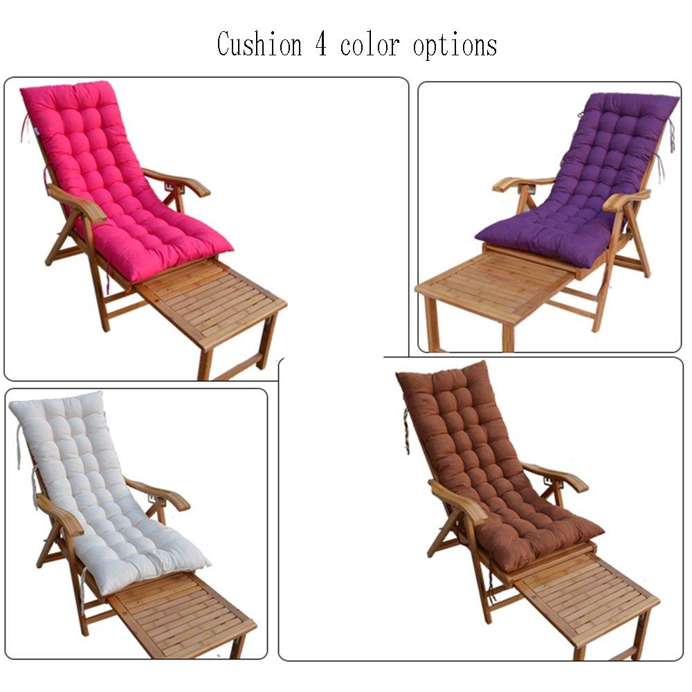 à Chaise en Chaises QFFL bambou pliantes Chaises berçante JKclF1