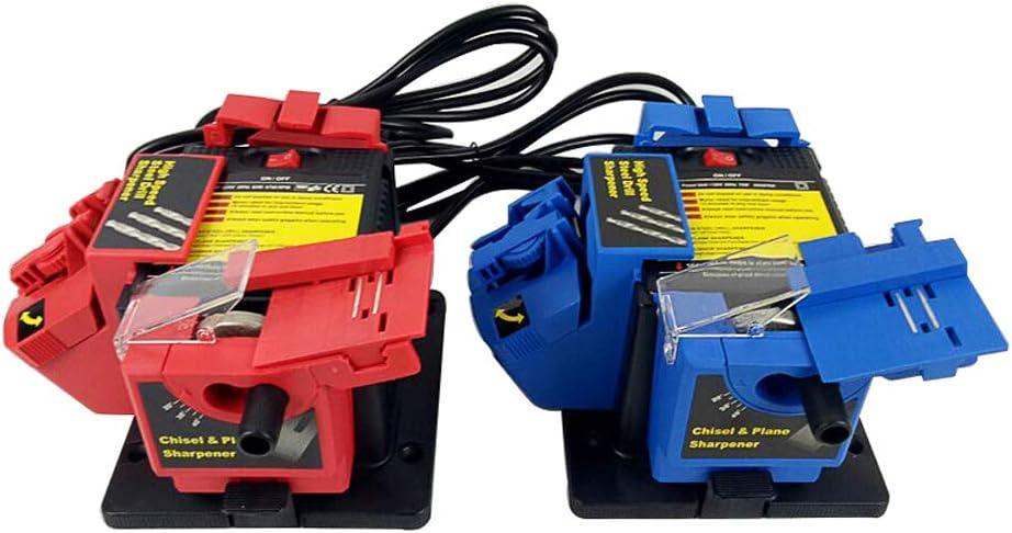 Asdomo 6000 RPM 15~50 /° A1 azul 65 W Afilador de cuchillos el/éctrico multifunci/ón